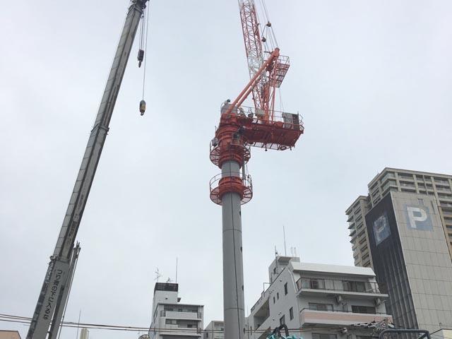 タワークレーン組み立て (14)